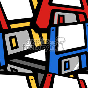 floppy disk background clipart. Commercial use image # 371724
