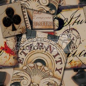 tiled vintage background