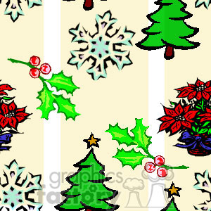 120606-christmas-ambrosia background. Royalty-free background # 372625