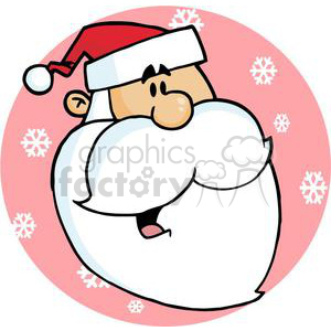 cartoon funny comical vector santa claus Christmas xmas Holidays Saint Nick