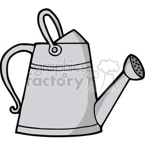 2420-Royalty-Free-Gardening-Tool-Watering clipart. Commercial use image # 379758