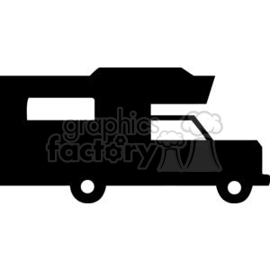 cartoon funny comical vector vehicle truck black white vinyl-ready transportation