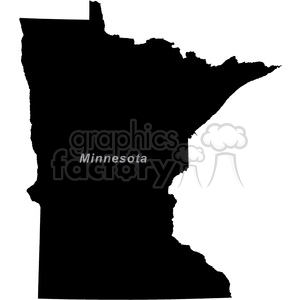 MN-Minnesota clipart. Commercial use image # 383755