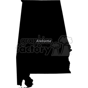 AL-Alabama clipart. Royalty-free image # 383760