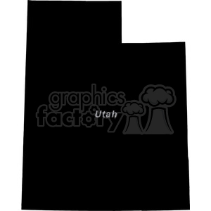 UT-Utah clipart. Commercial use image # 383795