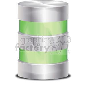 Green database