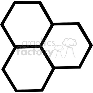 102570-Cartoon-Clipart-Bee-Hives clipart. Royalty-free image # 384062