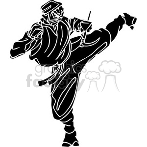 ninja clipart 023 clipart. Commercial use image # 384684