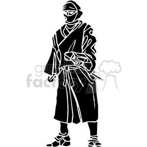 ninja clipart 022 clipart. Royalty-free image # 384694