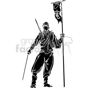 ninja clipart 009 clipart. Royalty-free image # 384699