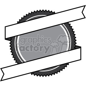 crest logo template 011 clipart. Commercial use image # 384854