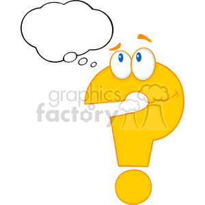 5034-clipart-illustration-of-question-mark-cartoon-character-with-speech-bubble