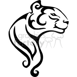 wild animals 091 clipart. Royalty-free image # 385446