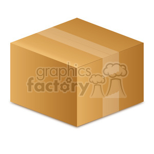 clip-art-closed-box-illustration-picture 007 clipart. Royalty-free image # 385606