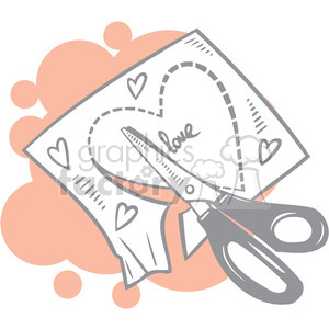 love letter clipart. Commercial use image # 386615