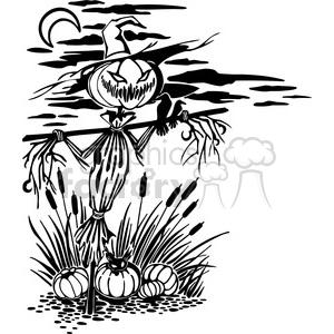 Halloween clipart illustrations 024