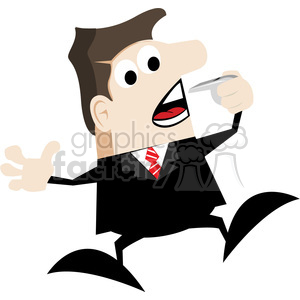 whistleblower clipart. Royalty-free image # 387174