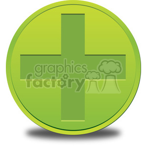 circle addition sign clipart clipart. Royalty-free image # 387194