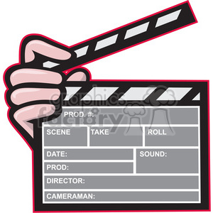 clapboard movie movies director clapboards film filming