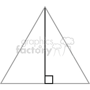 geometry triangle math clip art graphics images clipart. Royalty-free image # 392536