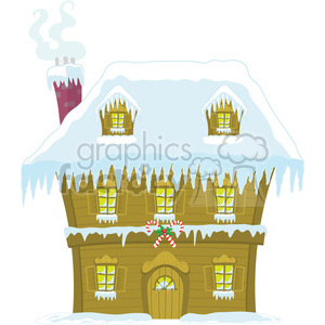 santas workshop clipart. Royalty-free image # 393412