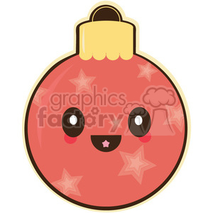 christmas decoration bulb clipart. Royalty-free image # 393430