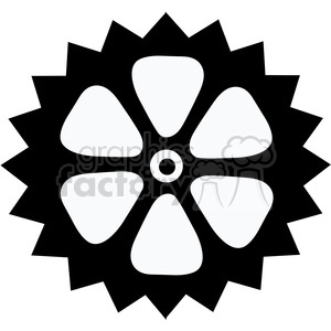 Gear 13 clipart. Commercial use image # 394081