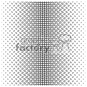 vector shape pattern design 685 clipart. Royalty-free image # 401557