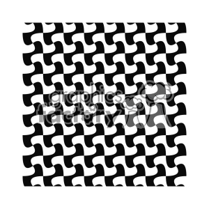 vector shape pattern design 875 clipart. Royalty-free image # 401597