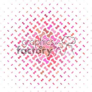 vector color pattern design 117 clipart. Commercial use image # 401612