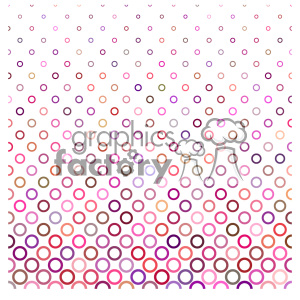 vector color pattern design 038