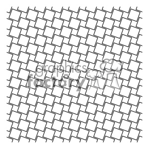 vector shape pattern design 735 clipart. Royalty-free image # 401682