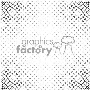 vector shape pattern design 683 clipart. Royalty-free image # 401807