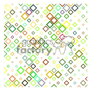 vector color pattern design 100 clipart. Royalty-free image # 401822