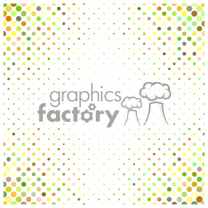 vector color pattern design 033 clipart. Royalty-free image # 401867