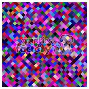 vector color pattern design 082 clipart. Royalty-free image # 401872