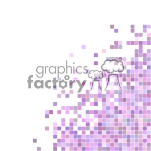 square vector background pattern designs 007 clipart. Royalty-free image # 401912