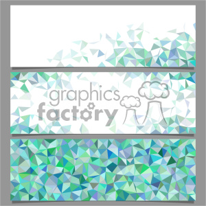 vector header banner template 011 clipart. Royalty-free image # 402097