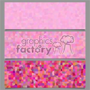 vector header banner template 025