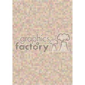 shades of faded brown pixel vector brochure letterhead document background template clipart. Royalty-free image # 402127