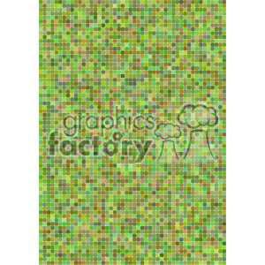 shades of green pixel vector brochure letterhead document background template clipart. Royalty-free image # 402172