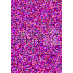 shades of purple polygon vector brochure letterhead document background template clipart. Royalty-free image # 402202