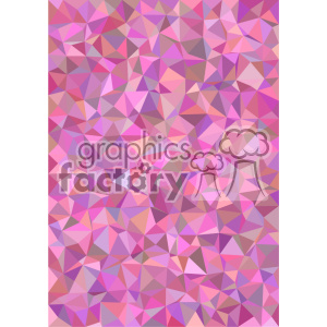 purple polygon vector brochure letterhead document background template clipart. Royalty-free image # 402277