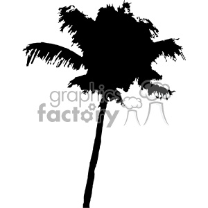palm tree vector svg cut files silhouette cricut studio die cuts design clipart. Commercial use image # 402323