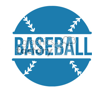 baseball design svg cut file vector clipart. Royalty-free image # 403033