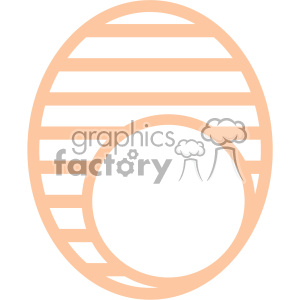 easter egg svg cut file 3