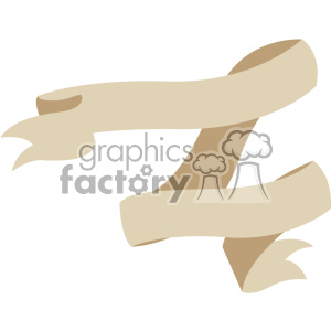 ribbon svg cut file v4 clipart. Royalty-free image # 403772