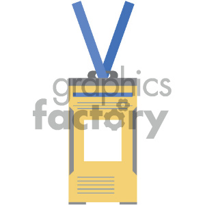 tag vector icon id card clipart. Commercial use image # 404048