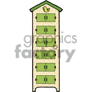cartoon dresser