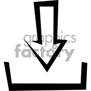 download data vector flat icon clipart. Commercial use image # 405841